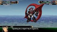 Super Robot Taisen V(ENG) Mazinger Zero All attacks