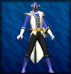 Super Shinken Blue