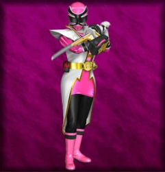 Super Shinken Pink