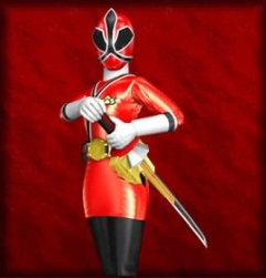 Princess Shinken Red