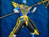 Gokai Blue Gold Mode