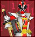 Super Princess Shinken Red