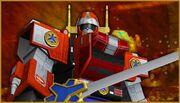GoGo-V Victory Robo