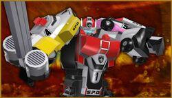 Dekaranger's Robo