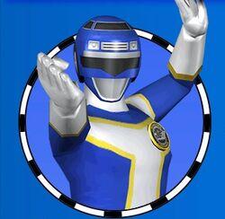 Blue Turbo
