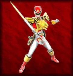 Super Gosei Red
