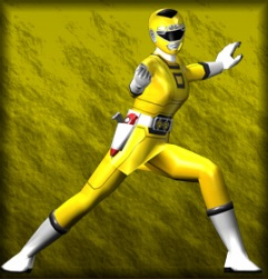 Yellow Racer
