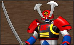 Battle Fever J Battle Fever Robo
