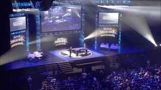 SUPER SMASH BROS. INVITATIONAL ダイジェスト E3 2014