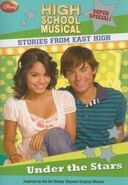 Disney-high-school-musical-stories-from-east-not-available-paperback-cover-art