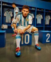 Argentina - adidas - Messi