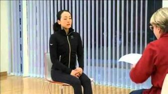 Japan Figure-Skater Mao Asada Talks Gold At Sochi Olympics