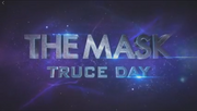 The Mask Truce Day Logo