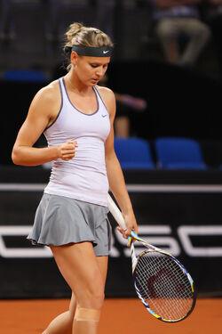 Safarova in 2013