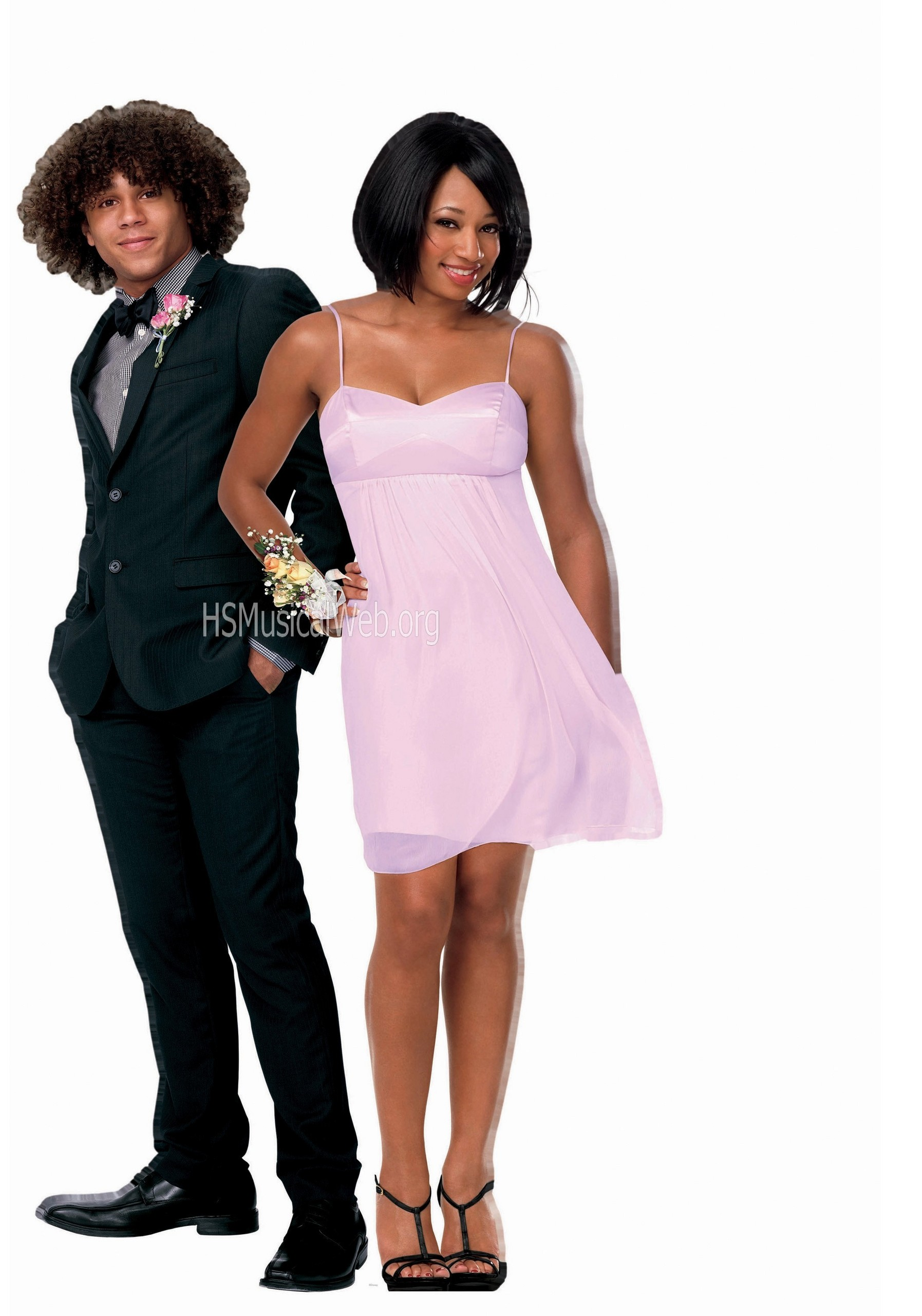 Outstanding High School Musical 3 Gabriella Prom Dress Composition ...