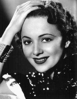 Olivia de Havilland still