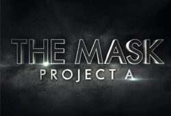 The Mask Project A Logo