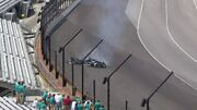 Josef Newgarden 2017 Indy 500 Crash 02