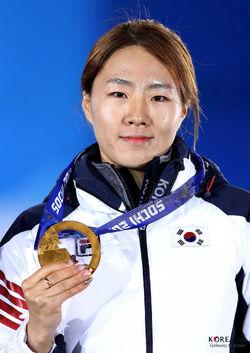Korea Lee Sanghwa Gold Medal Ceremony 02