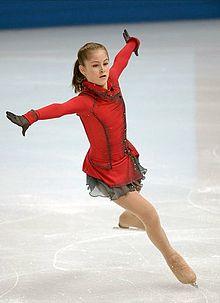 Julia Lipnitskaia Olympics 2014
