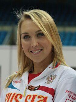 Elena Vesnina (RUS) in 2013
