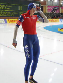 Sven Kramer 2008-11-08