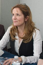 Lea Thompson by Gregg Bond (2008)