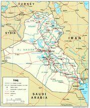 Iraq pol 2004