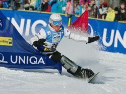 Annamari Chundak FIS World Cup Parallel Slalom Jauerling 2012