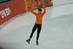 Women's 3000m, 2014 Winter Olympics, Ireen Wust won