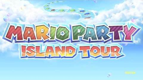 Banzai Bill's Mad Mountain - Mario Party Island Tour OST