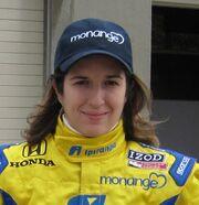 Ana Beatriz 2010 Indy 500 Practice Day 7