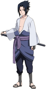 Chara Sasuke