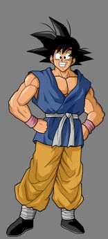 Adult GT Goku by dbzataricommunity