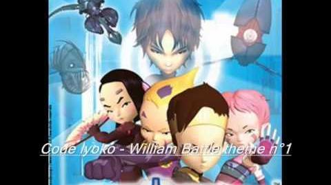 Code Lyoko - William Battle theme 1