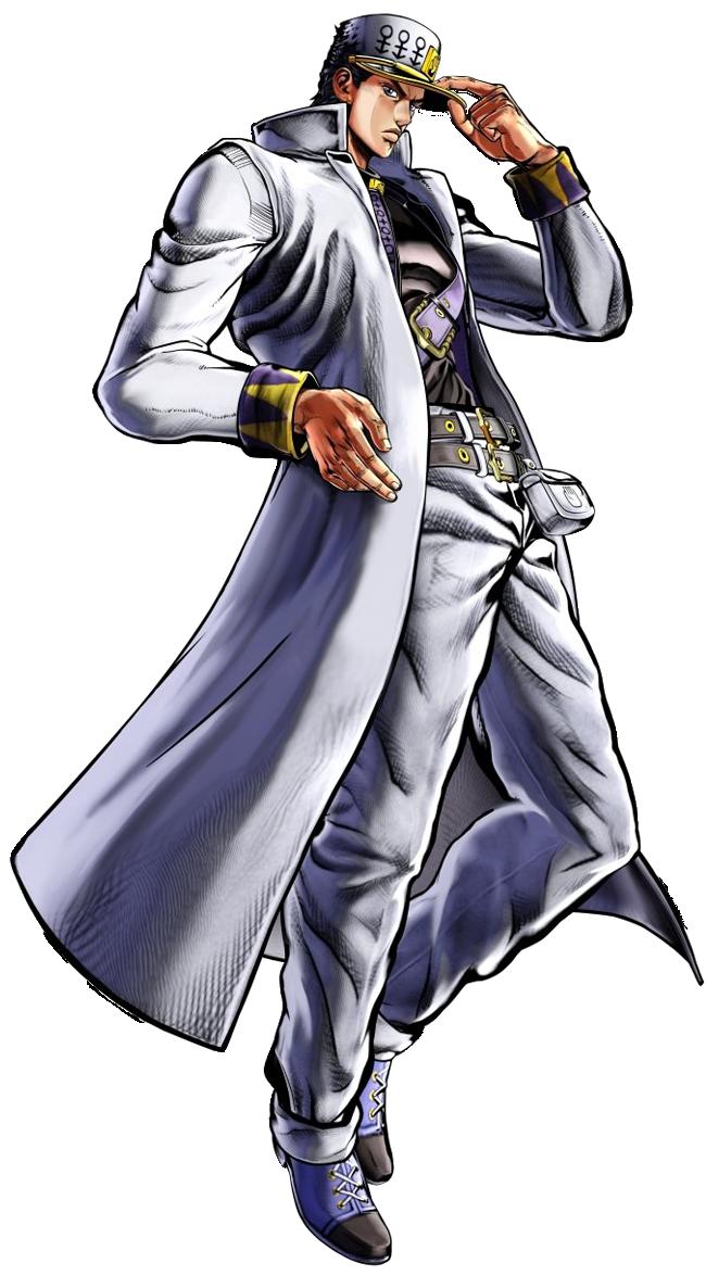 Jotaro Kujo | Super Smash Bros. Fanon | Fandom