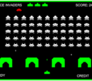Space invaders (stage)