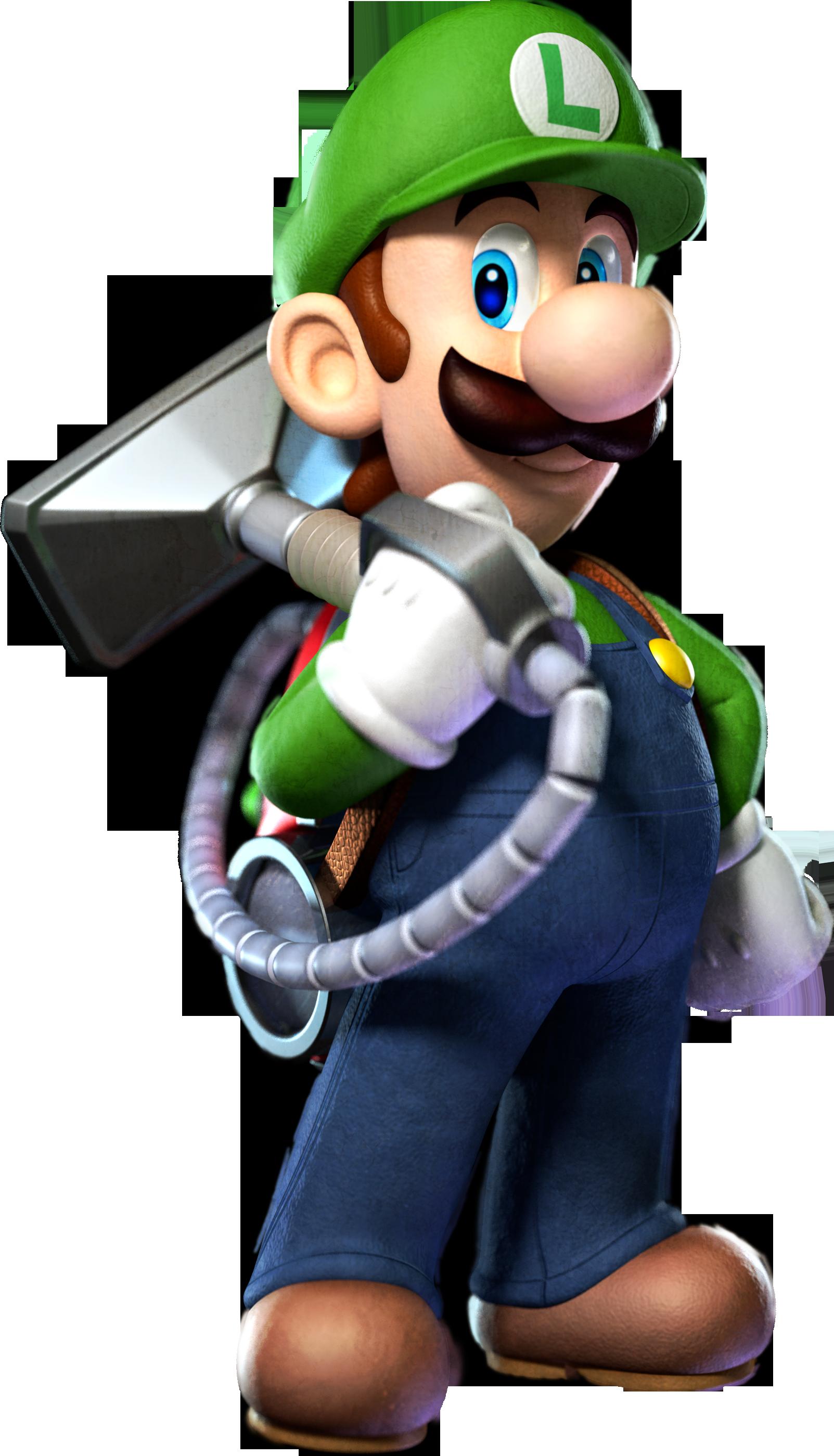 Luigi Ssbi Super Smash Bros Fanon Fandom