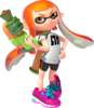 Inkling Girl (Chaos Universe)