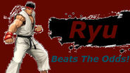 Ryu Beats The Odds