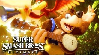 Super Smash Bros. Ultimate – Banjo-Kazooie Reveal Trailer - E3 2019