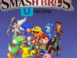 Super Smash Bros. Universe (cherrim98)