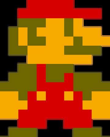 8 Bit Mario Super Smash Bros Fanon Fandom