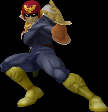 Captain Falcon (SSBR)   Super Smash Bros. Fanon   FANDOM ...
