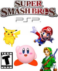 Super Smash Bros. PSP image