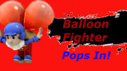 Balloon Fighter Pops In