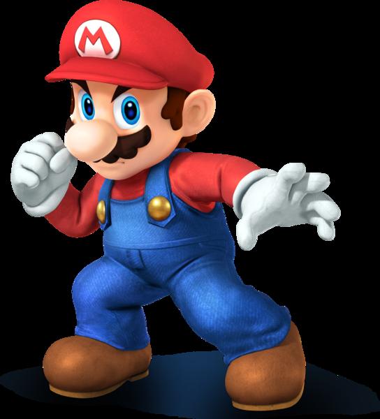 Super Smash Bros World Mario