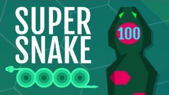 SuperSnake.io 100 Level Longplay