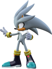 Silver the wicked and most awesome hedgehog by silver da hedgehog-d59xes7