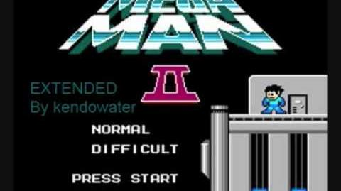 Mega Man 2 Dr. Wily Stage 1 Music EXTENDED